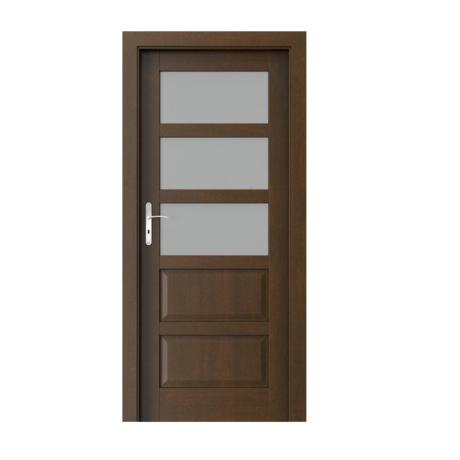 PORTA – drzwi wewnętrzne ramiakowe- KOLEKCJA TOLEDO – 3 – MOCCA