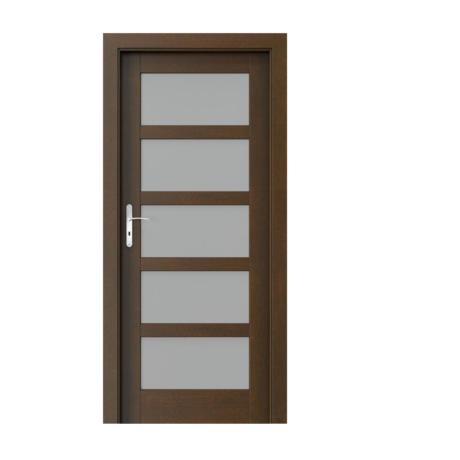 PORTA – drzwi wewnętrzne ramiakowe- KOLEKCJA TOLEDO – 5 – MOCCA