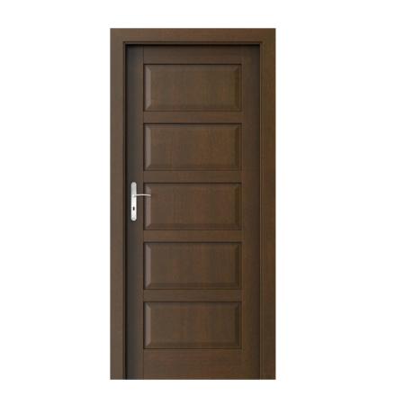 PORTA – drzwi wewnętrzne ramiakowe- KOLEKCJA TOLEDO – PEŁNE – MOCCA