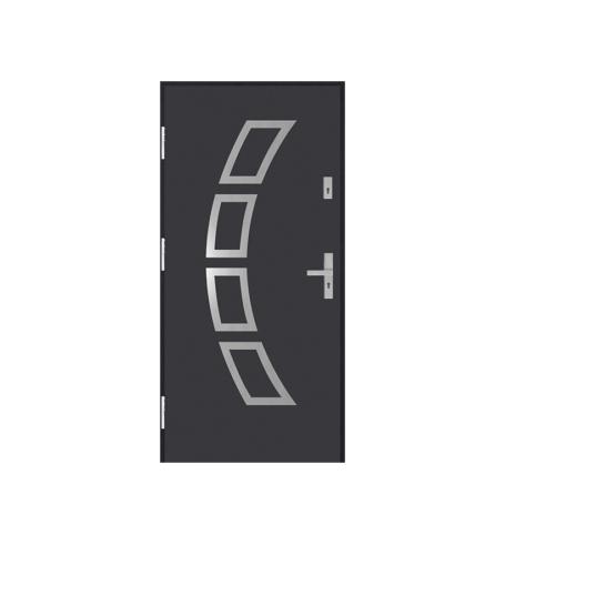DRZWI STALOWE MARTOM – No Glass – GI-32