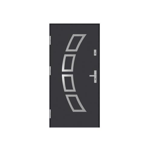 DRZWI STALOWE MARTOM – Modern – GI-32