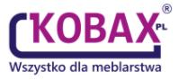 PARAPETY WEWNĘTRZNE – KOBAX – MDF -NR 13